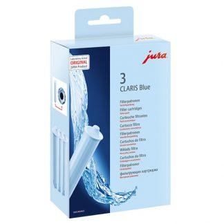 Jura Claris Blue trio pack