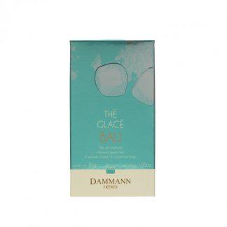 Dammann iced tea Bali